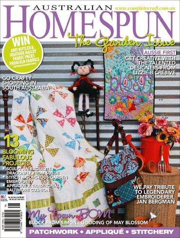 Australian Homespun No. 99 - August 2011