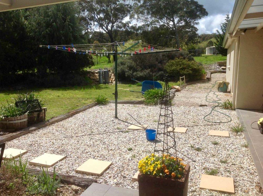 garden progress slowly but surely bloom rh bloom australia com