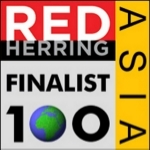 The Red Herring Asia Finalist Top 100 Award 2012