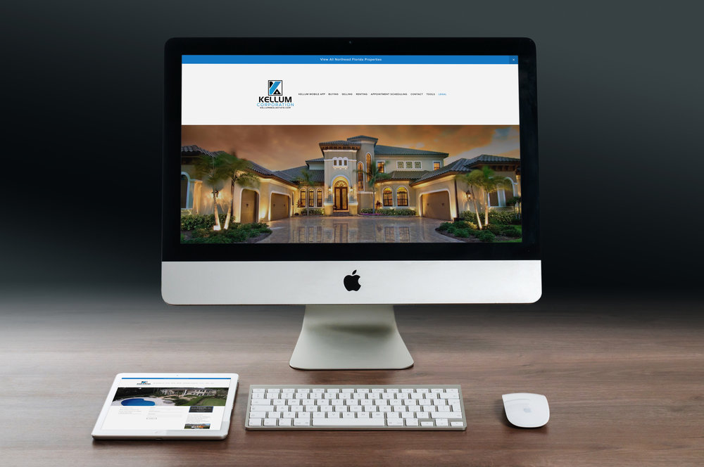 Kellum Corporation Website & Mobile Application Development
