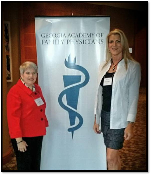 Ga Family Physicians Conf.png
