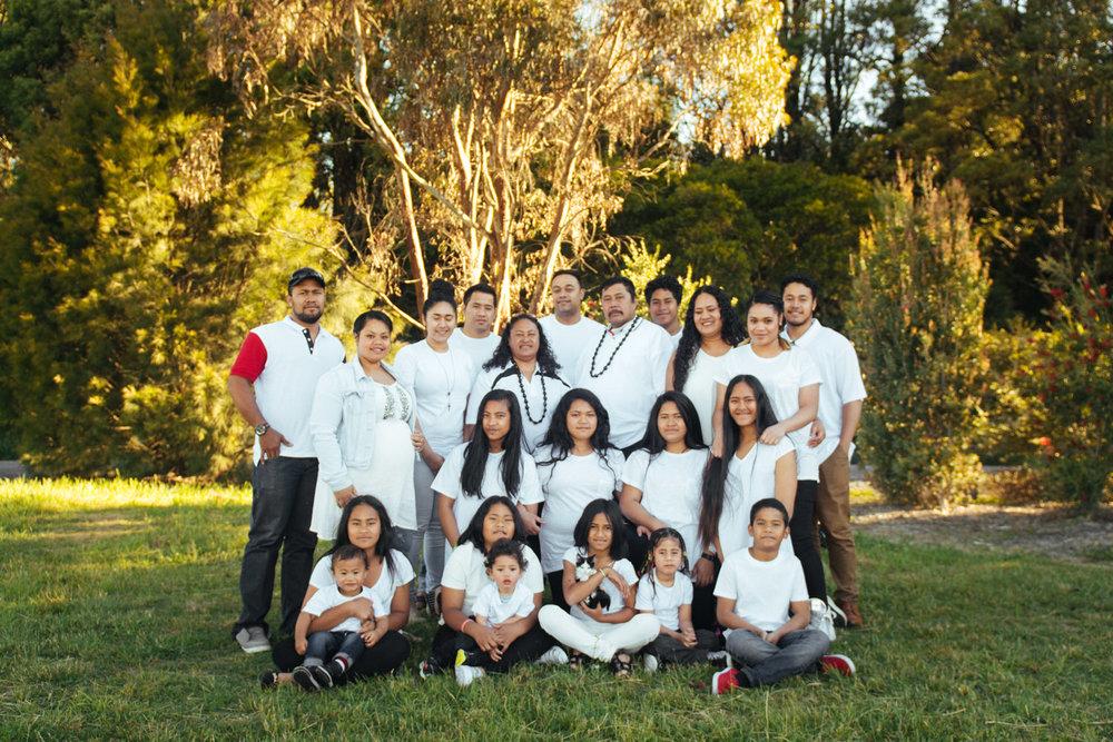 Faatele Family