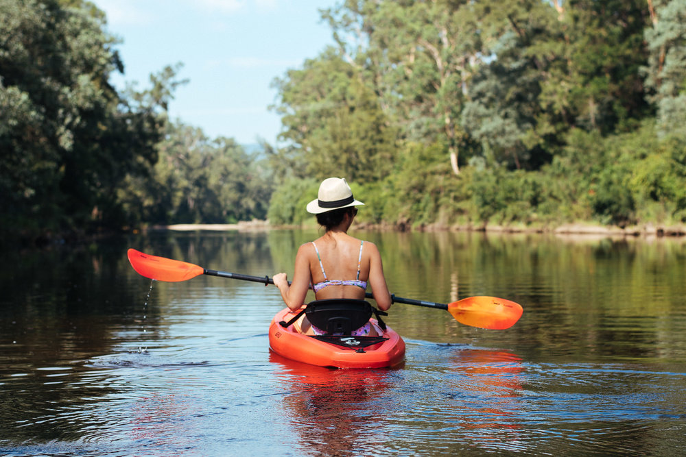 Grose River Kayaking - Fifteen minutes from the cottage is the Navua Reserve, which is the perfect spot for a swim or to launch your kayak for a paddle up the Grose River or Nepean River.