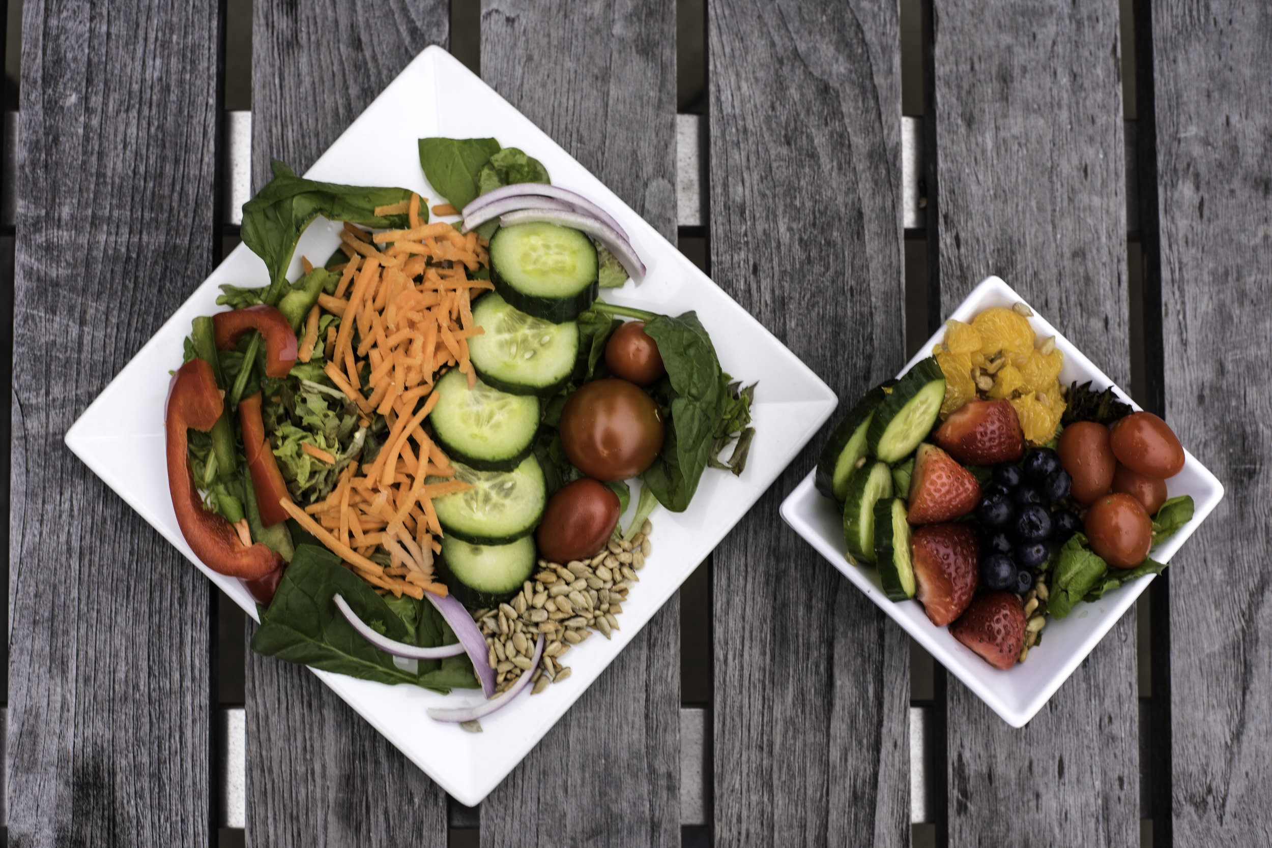 Six ways to spice up your salad be well auburn - Six ways to spruce up your balcony ...