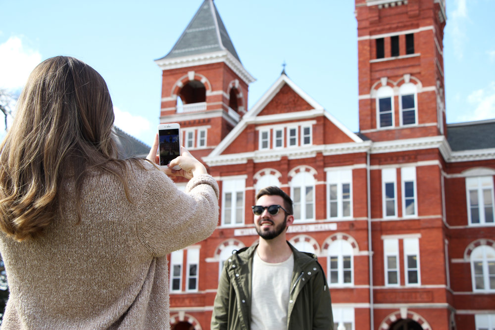 5 Gorgeous Auburn Backdrops to Boost Your Insta Game