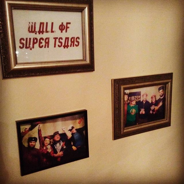 With only 11 available slots left, is this it for the Wall of Super Tsars?  Looks pretty lonely up there!
