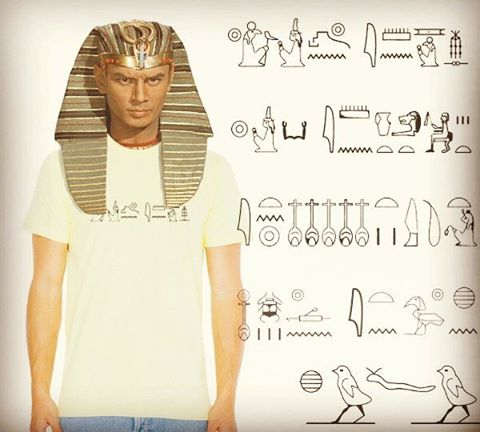 New #hieroglyphics shirts tinyurl.com/jervgft #ramesses #nefertiti #hatshepsut #akhenaten #khufu #cheops #tshirt #ancientegypt #pharoah