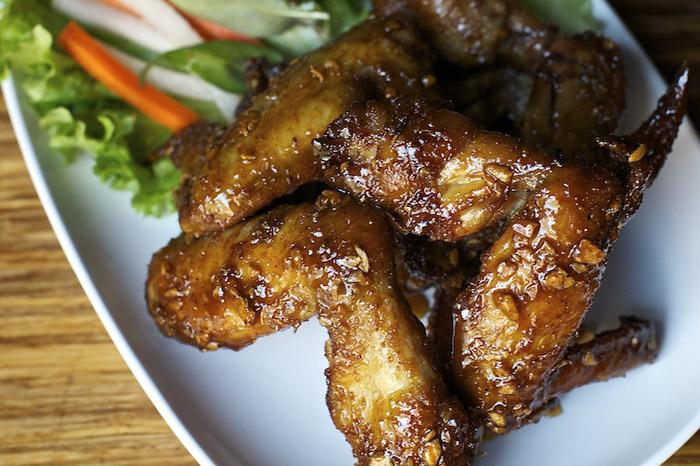 Ike's Vietnamese Fish Sauce Wings