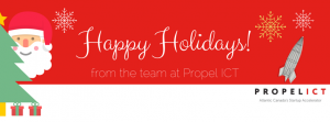 Happy Holidays! FB Cover