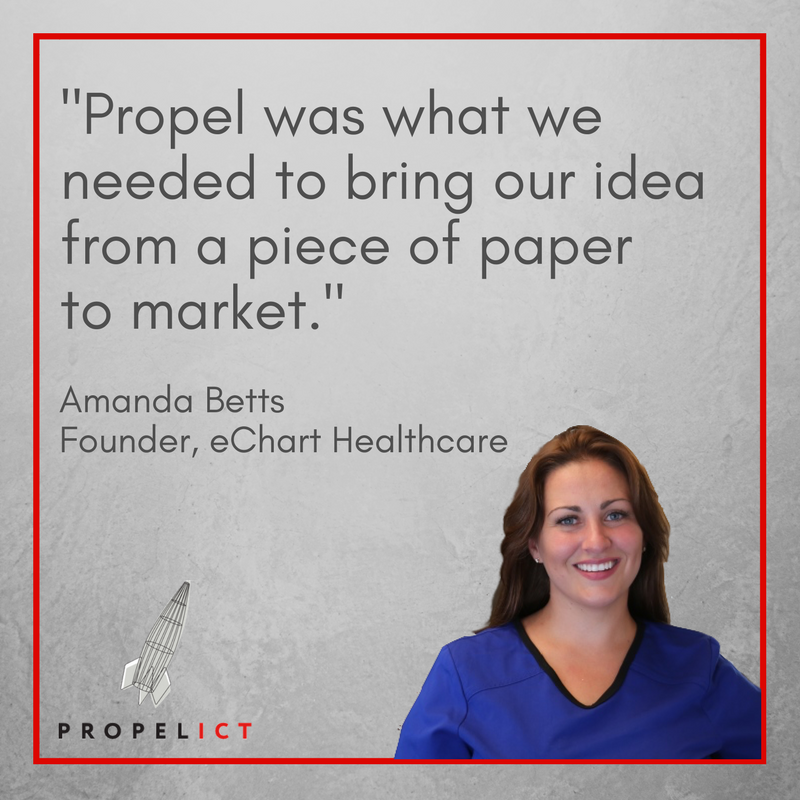 Amanda Betts, eChart Healthcare