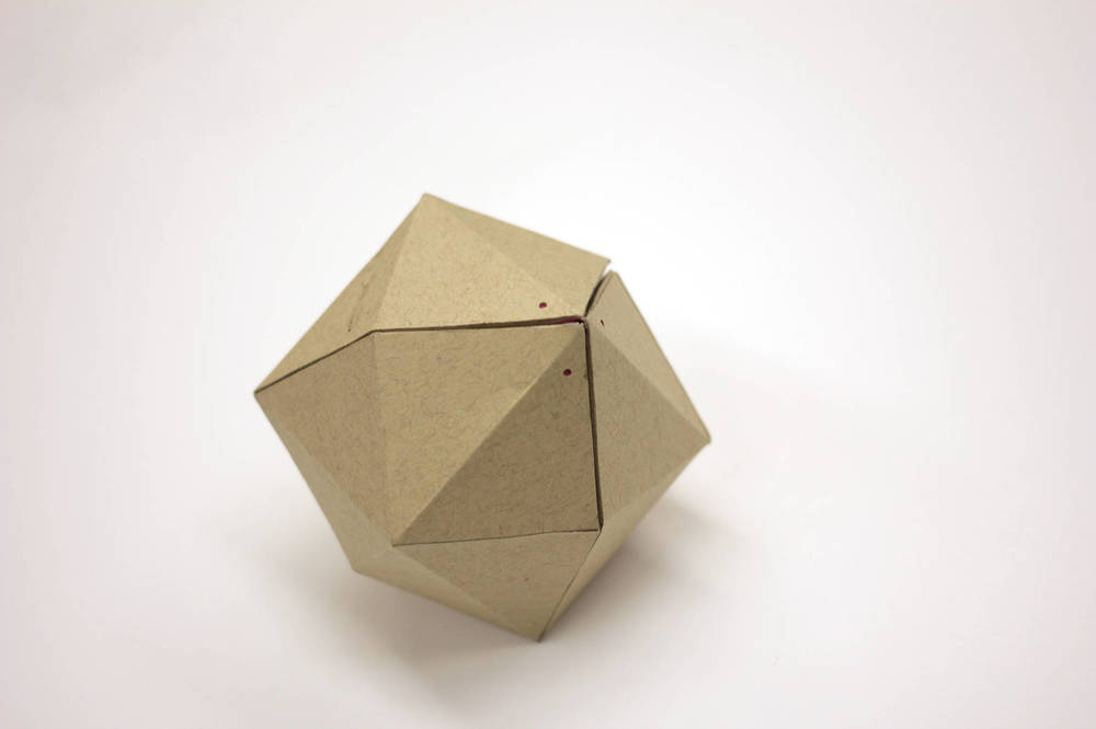 Stellated Cube
