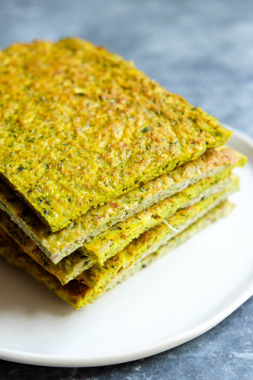 Golden Turmeric Flatbread
