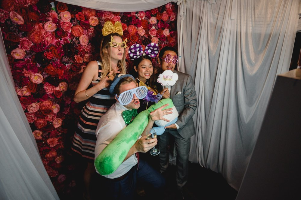 Video & Photobooths - Just like photographers, but a little bit crazier