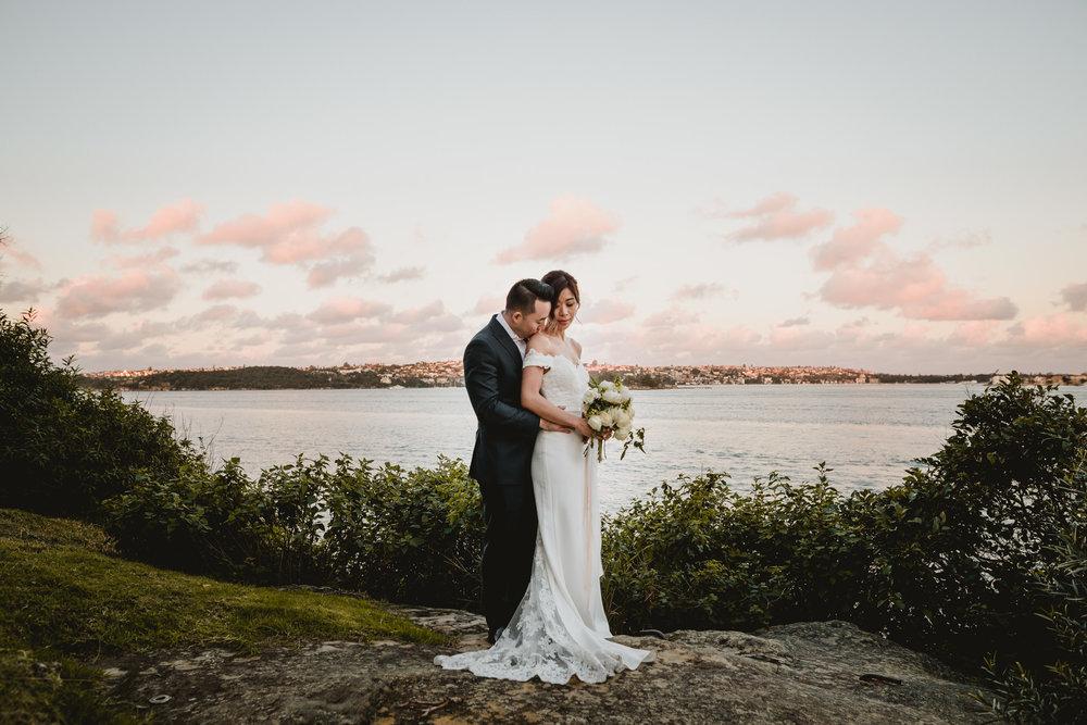 Maggie Sottero Jack Gilchrist Photography Wedding Bradleys Head Taronga Zoo Sergeants Mess