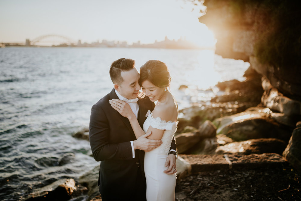 Jack Gilchrist Photography Sydney Wedding Photographer