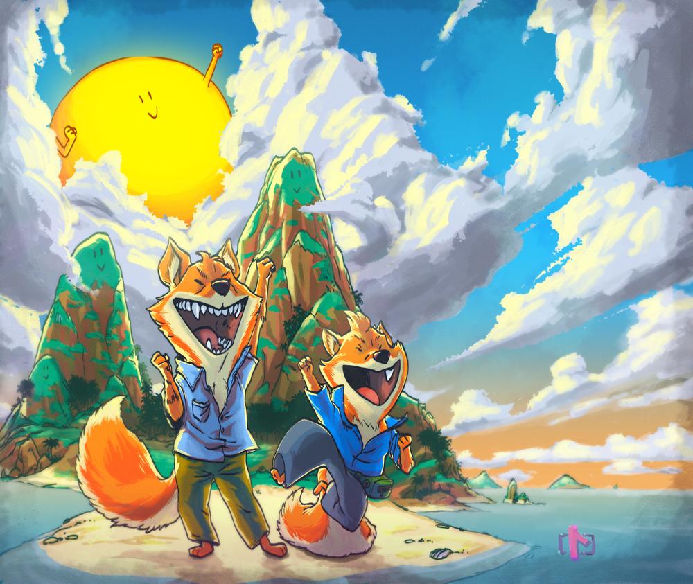 Fox Yeah!!