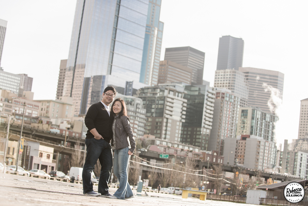 how to look amazing in pictures - seattle engagement photographer