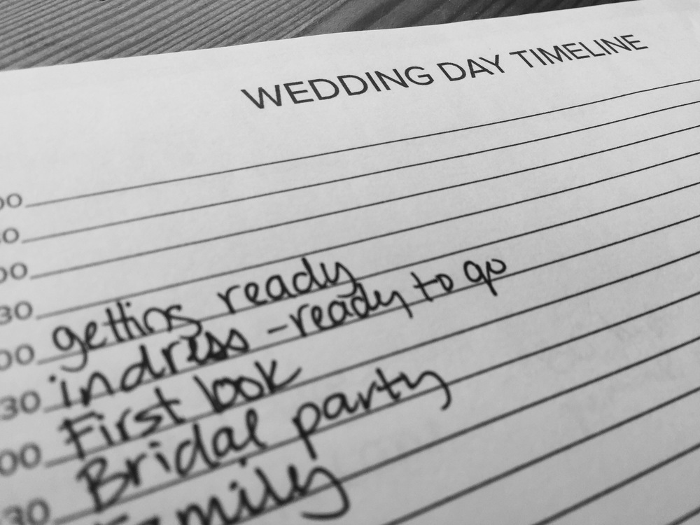 Wedding Day Timeline Free Template Wedding And Family - Day of wedding timeline template free