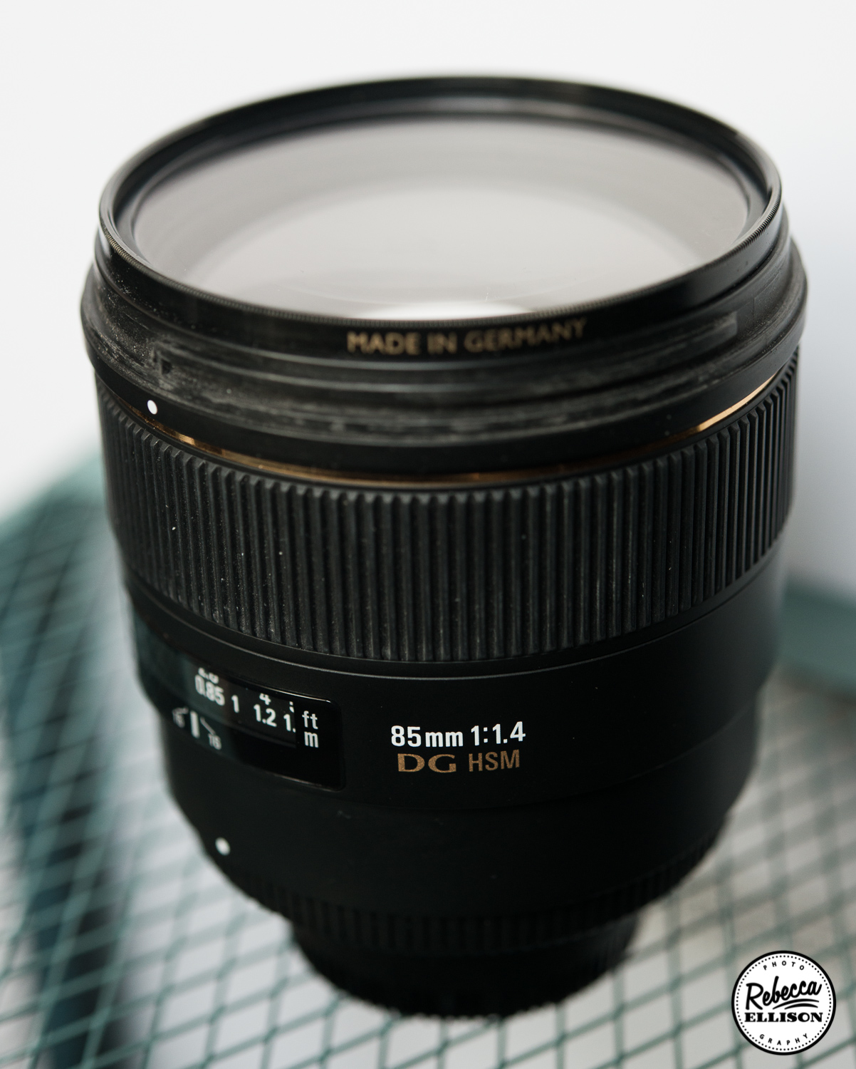 wedding photography lens choice.  85mm 1.4 lens