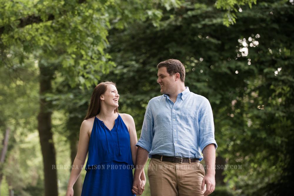 University of Washington Engagement Photos
