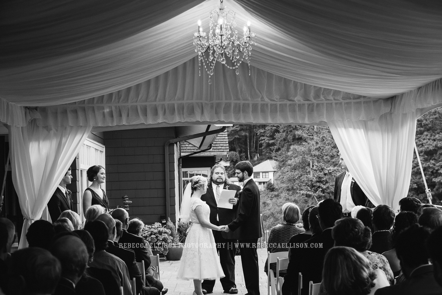Salish Lodge Wedding