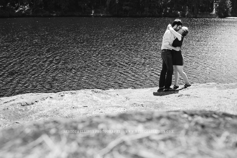 Allison and Matt's Engagement Session