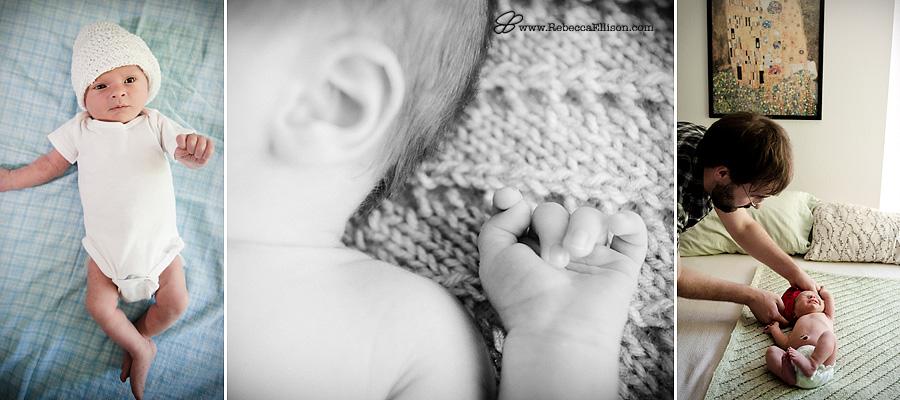 newborn baby giving dabs