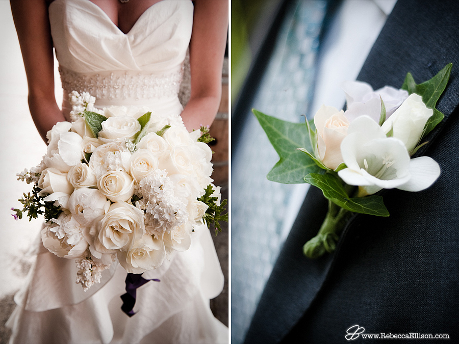 beautiful weddding floral arrangements from Plateau Florist in Seattle