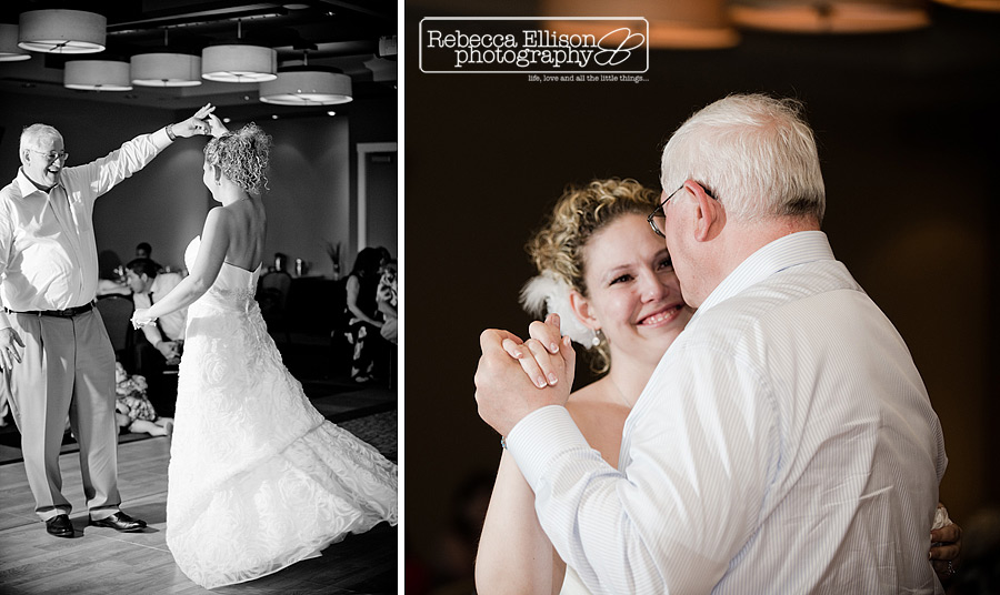 wedding dancing at alderbrook resort