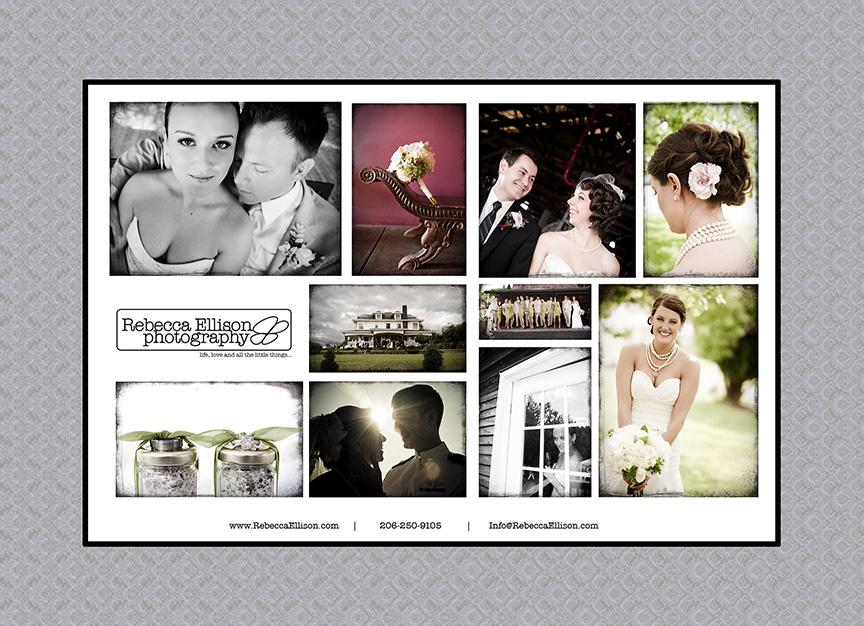 seattle wedding photographer , Rebecca Ellison