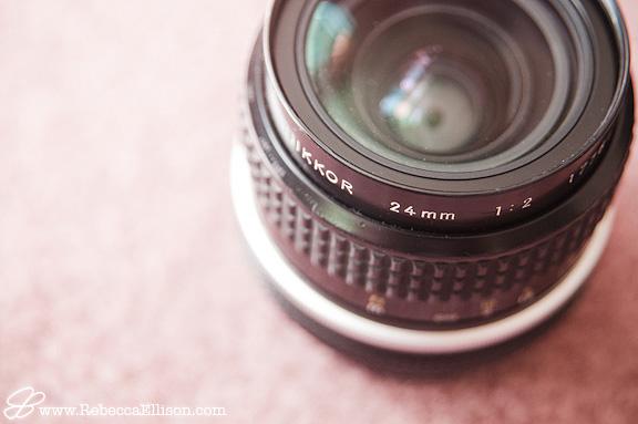 Nikkor 24mm f2.0 lens