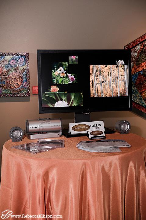 Lorbaniah Cameography display