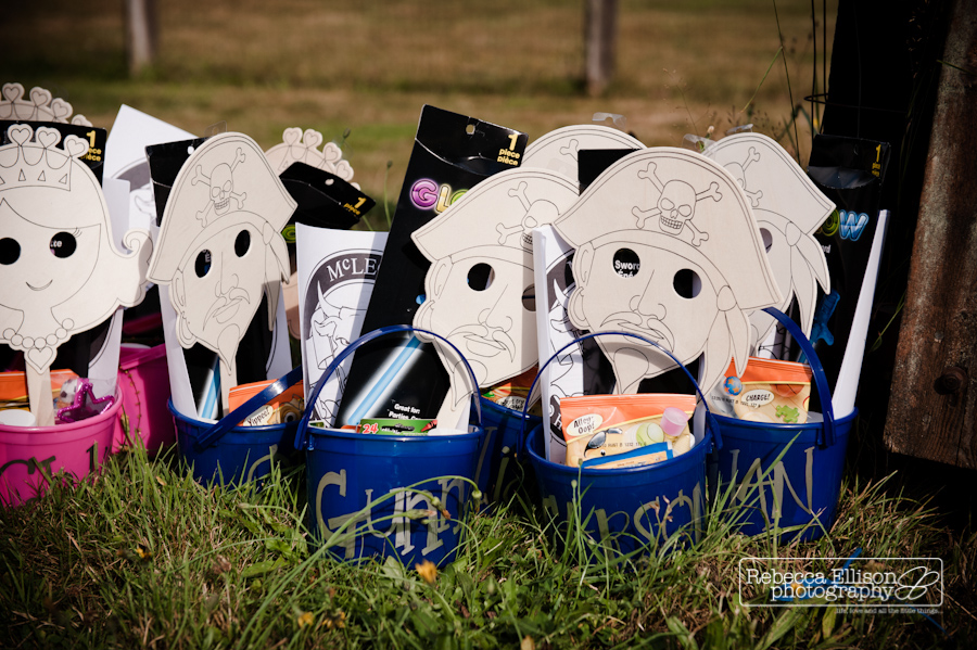 kids wedding goodie bag for wedding reception ideas