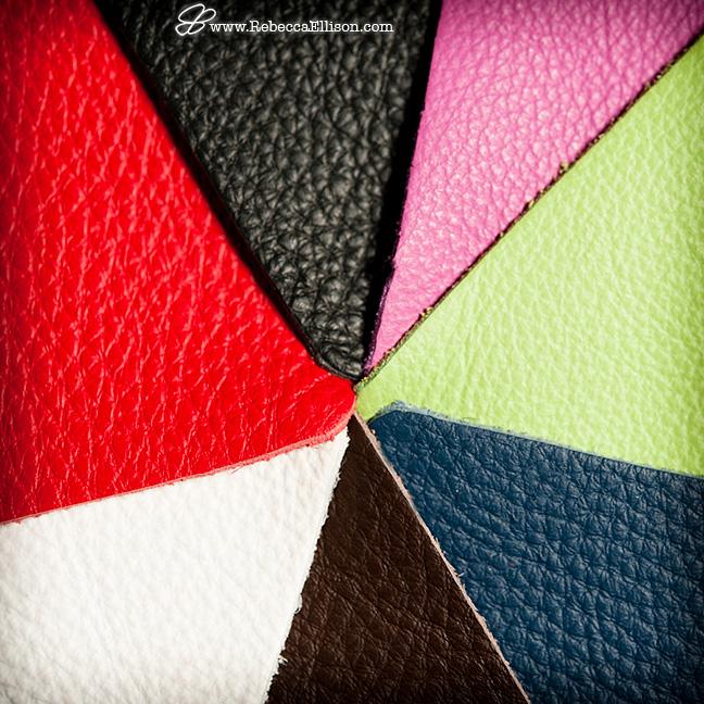 Rebecca Ellison Photography - Luxury, Linen and Mini album cover color options