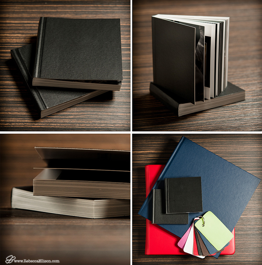 Rebecca Ellison Photography - Mini Wedding Album