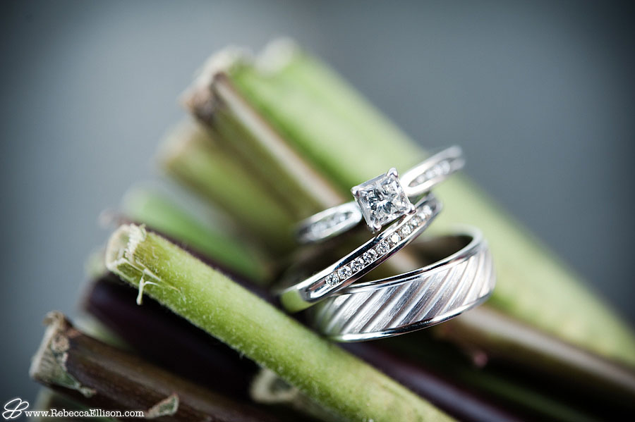 wedding bands & engagement rings