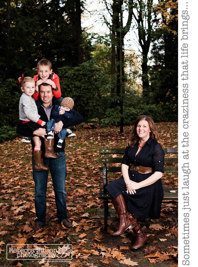 Create Great Family photos