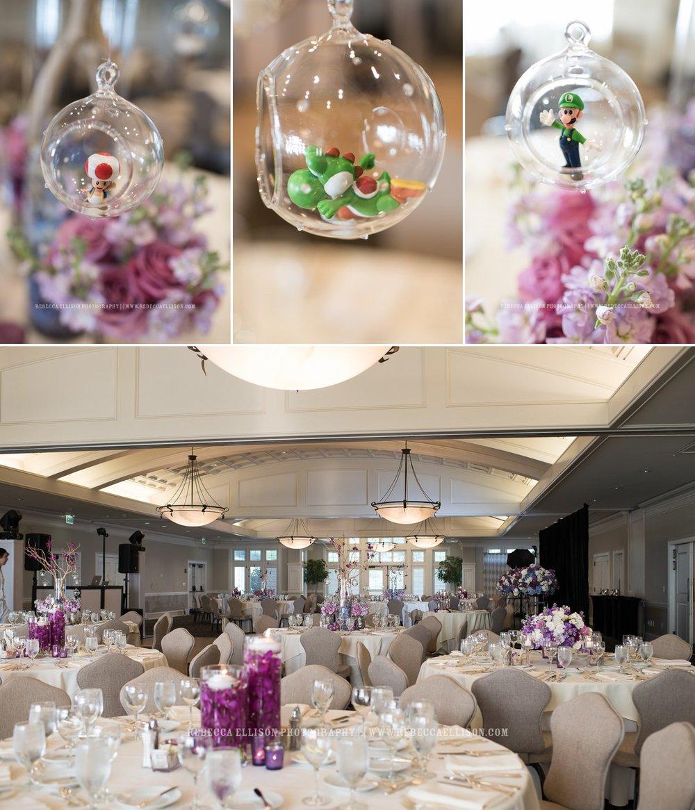 Newcastle Golf Club Wedding | Seattle Wedding Photographer | Rebecca Ellison Photography | www.rebeccaellison.com
