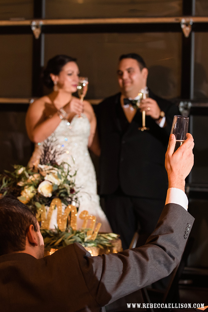 Toasts mid dinner - 9 things your wedding photographer should know before the wedding