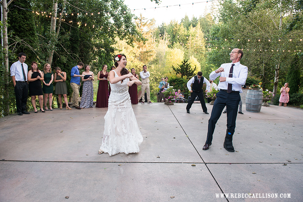 Choreographed dances - 9 things your wedding photographer should know before your wedding