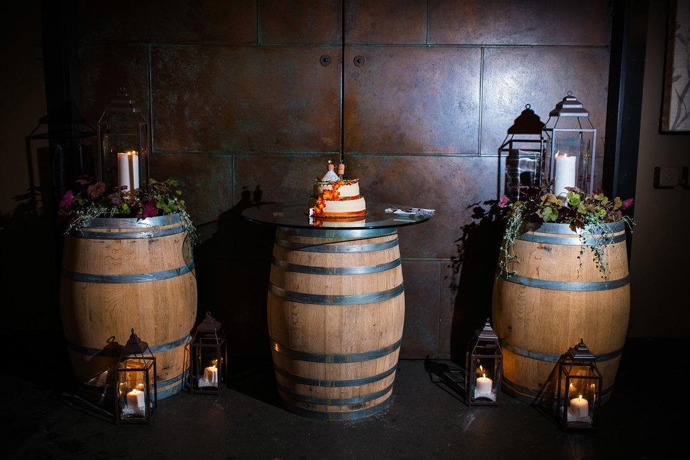 Fall JM Cellars Wedding   Washington Winery Wedding in October   www.rebeccaellison.com