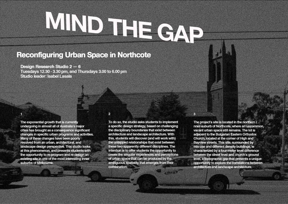 RMIT LA_Mind the gap_Poster.jpg