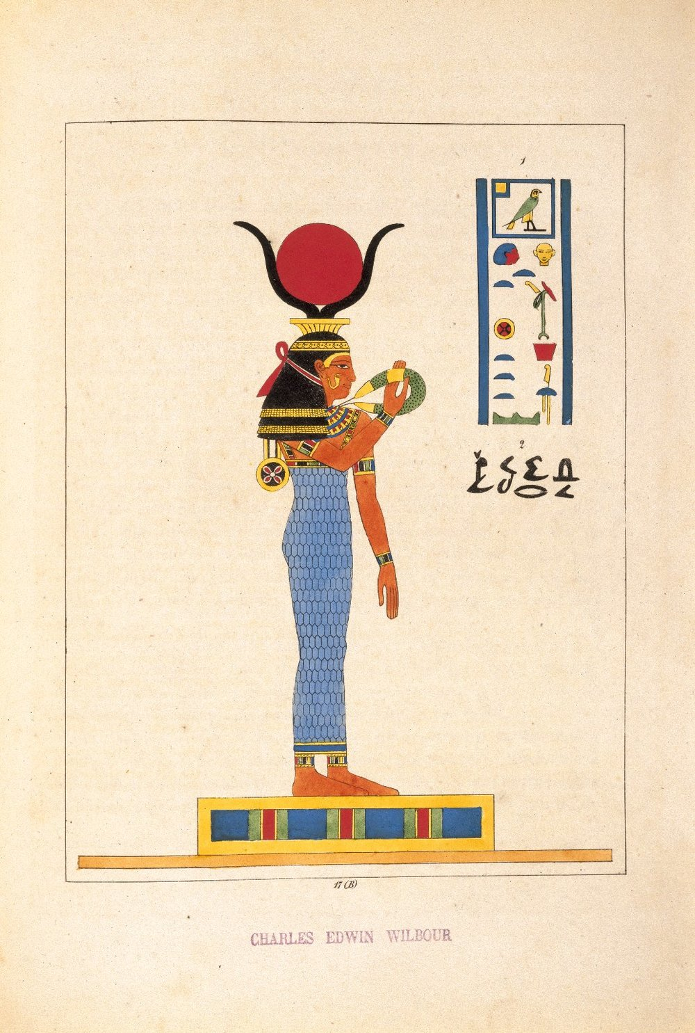 Image of Hathor from Wikipedia