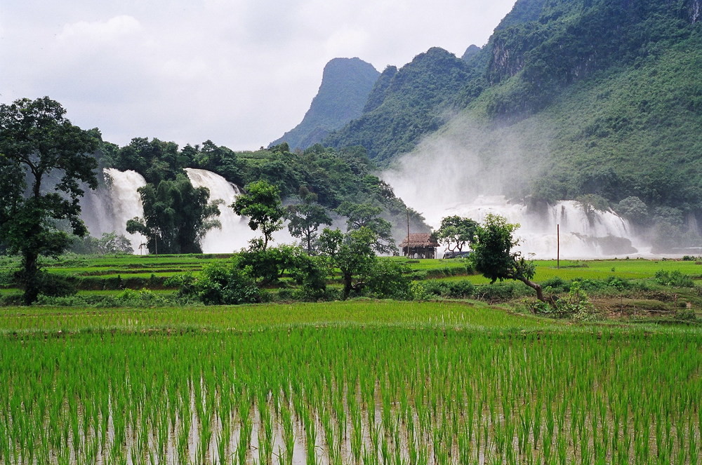 Cao Bằng Province in Vietnam from Wikipedia