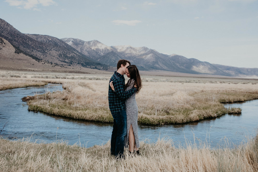 Michelle & Peter / Mammoth Lakes