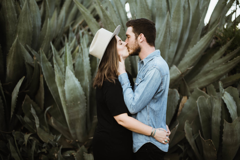 Flirty Couples Session | Silverlake, Los Angeles