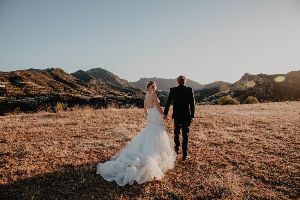 Brookeview Ranch Wedding | Los Angeles, CA