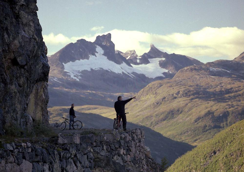 1000-meteren. Foto: Bjørg Bergum