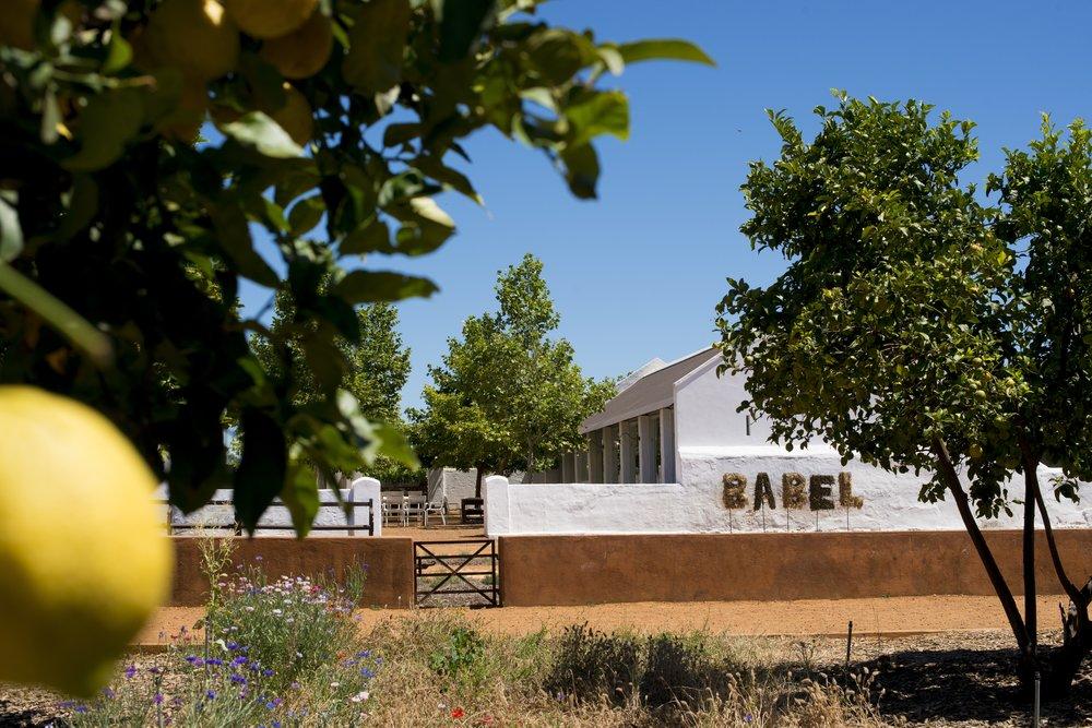 Babel restaurant