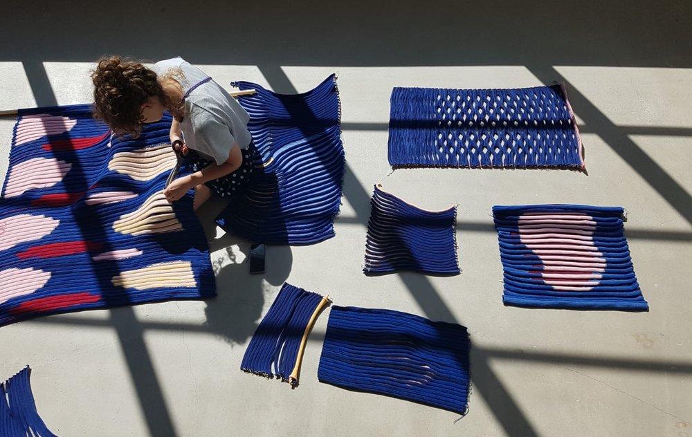 textile collection robin pleun